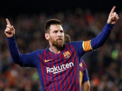 Del Piero in awe of CL giant Messi