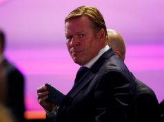 Koeman hot on Barcelona radar