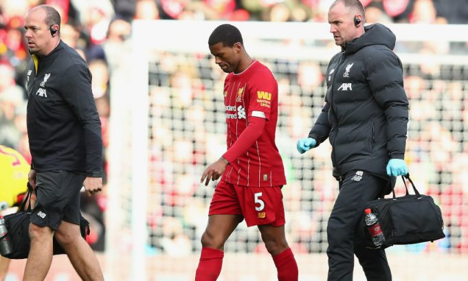 Ronald Koeman eyeing a move for Liverpool midfielder Georginio Wijnaldum