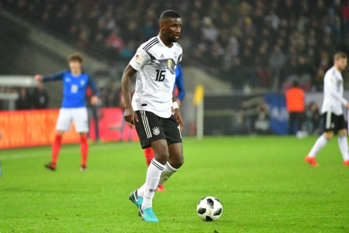Barcelona Eyeing Up Move For Antonio Rudiger
