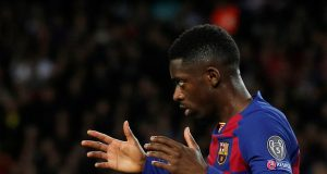 Barcelona Forward Ousmane Dembele Wanted On Loan By Liverpool