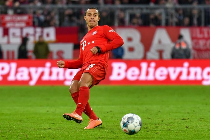 Barcelona Open Talks To Bring Back Thiago From Bayern Munich