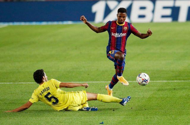 Barcelona Predicted Line Up vs Villarreal Starting XI For Barcelona!