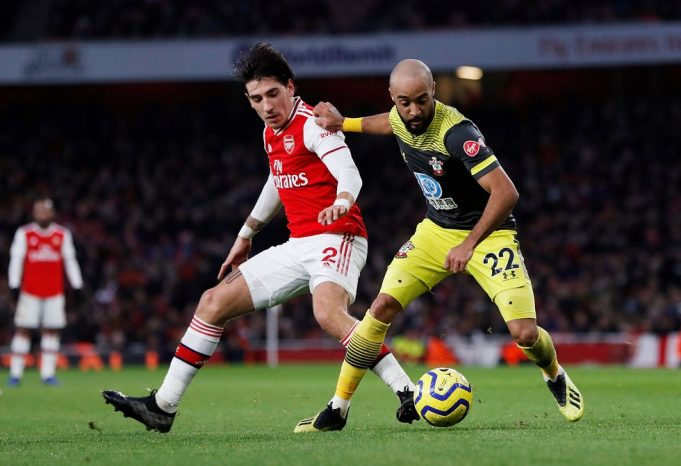 Barcelona Want Hector Bellerin On Loan From Arsenal