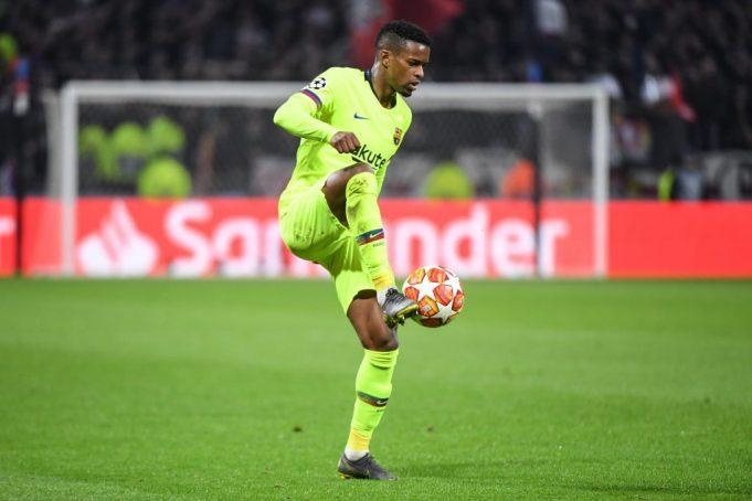 OFFICIAL: Wolves sign Barcelona full-back Nelson Semedo
