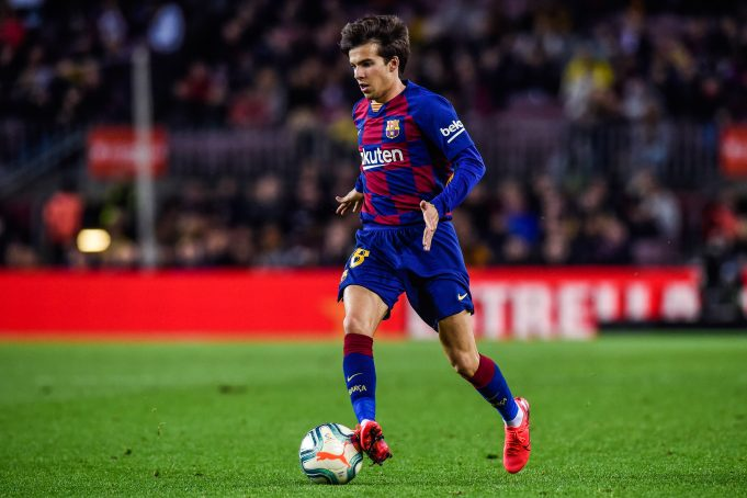 Ronald Koeman tells Riqui Puig to find a new club