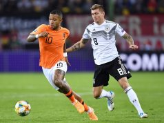 Van Gaal responds to Man United flop Memphis Depay agreeing terms with Barcelona