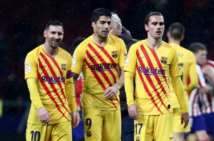 Barcelona Should Have Allowed Lionel Messi To Leave - Luis Suarez