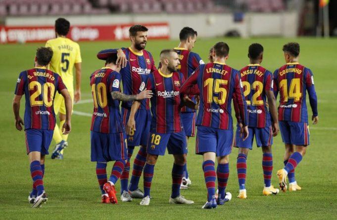 Barcelona predicted line up vs Ferencváros: Starting 11 for Barcelona!