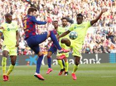 Barcelona vs Getafe Live Stream