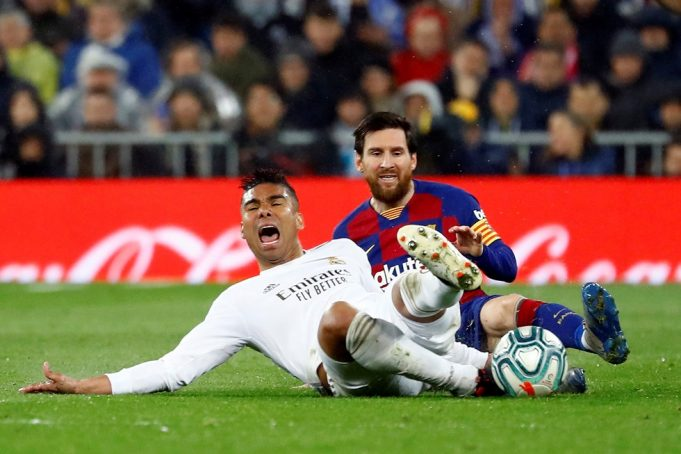 Barcelona vs Real Madrid 2020 El Clasico Time, Date, Livestream