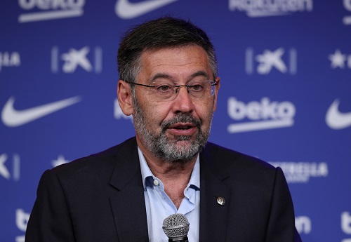Bartomeu insists Barcelona is a 'happy place'