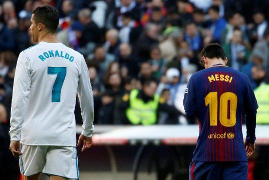 Lionel Messi sends message to Cristiano Ronaldo after positive coronavirus test