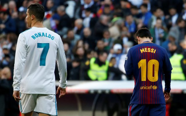 Lionel Messi sends message to Cristiano Ronaldo after positive coronavirus test