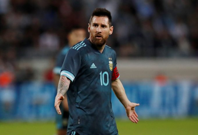Messi Calls For End To Barcelona Dispute