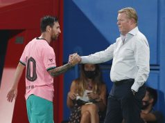 Ronald Koeman talks about Champions League and his squad