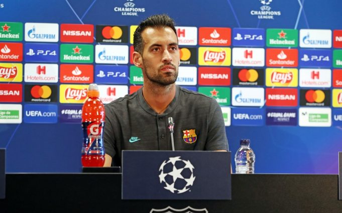 Things Have Changed At Barcelona - Sergio Busquets