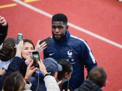 Umtiti reveals plans for Barcelona future