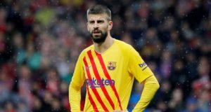Barcelona updates on Gerard Pique and Sergi Roberto injury