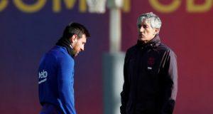 Setien wrong to insult Messi in public: Valdano