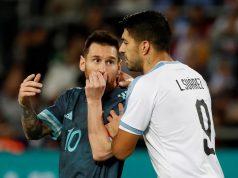 Suarez Reveals His And Messi's Close Relationship