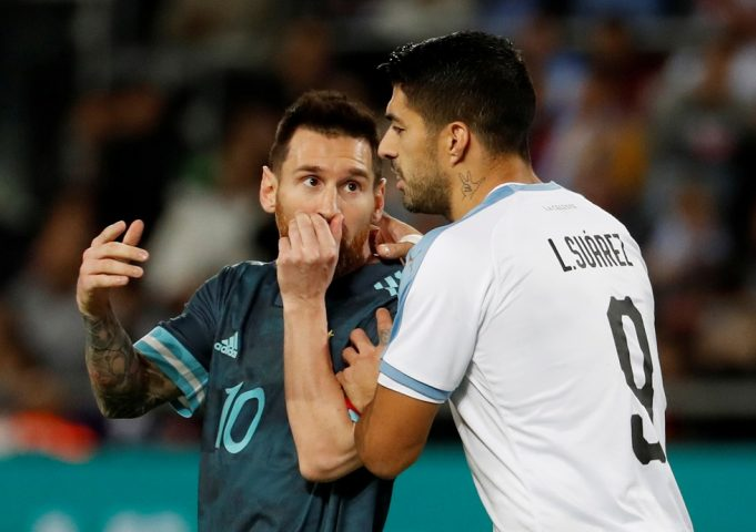 Suarez Reveals His And Messi's Close Relationship