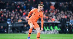 Xavi full of praise for Frenkie de Jong