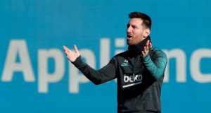 Barca presidential candidate admits Messi should have been sold