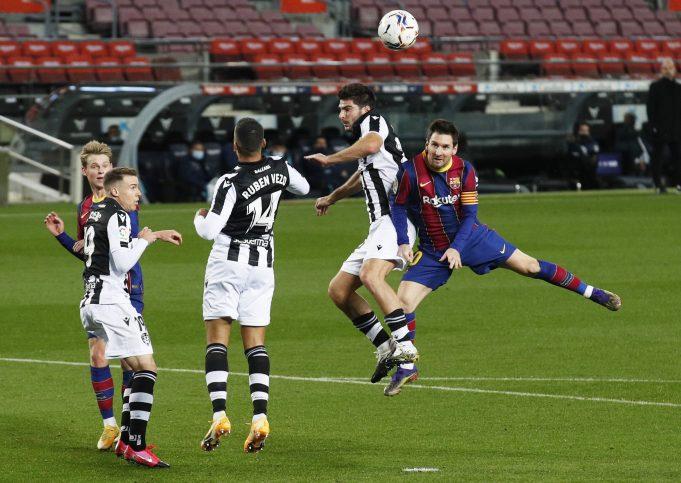 Barcelona vs Levante Live Stream