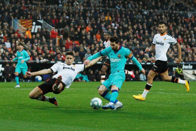 Barcelona vs Valencia Live Stream