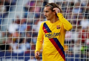 Griezmann - We are responsible for this mess