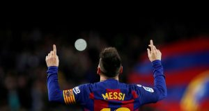 Joan Laporta vows to keep Messi at Camp Nou
