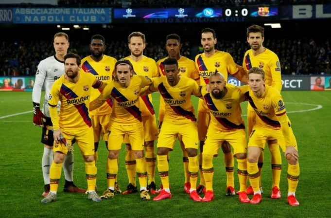 Koeman Slams Barca Squad For Poor Cadiz Match
