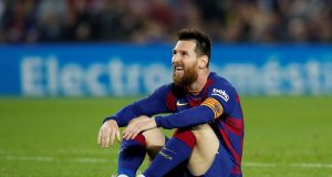 Lionel Messi rested for Barcelona's trip to Ferencvaros