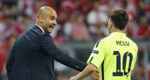Messi Calls Guardiola and Enrique 'Best' Managers