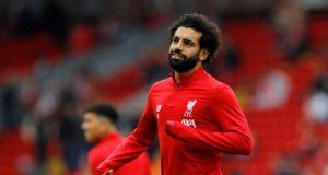 Mohamed Salah responds to Barcelona transfer rumours