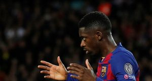 Ousmane Dembele Picks Yet Another Injury