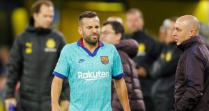 The system is not the problem at Barcelona - Jordi Alba