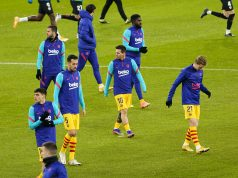 Barcelona predicted line up vs Granada