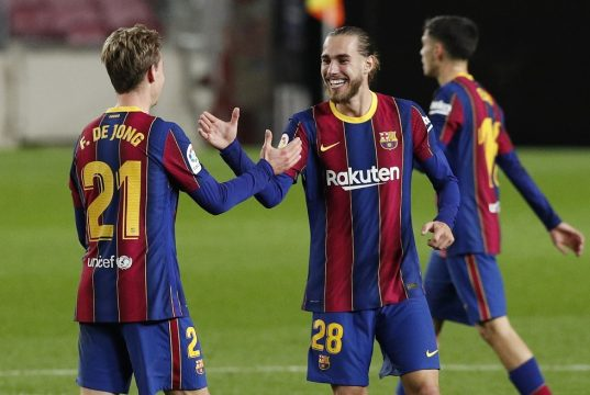 Barcelona predicted line up vs Rayo Vallecano
