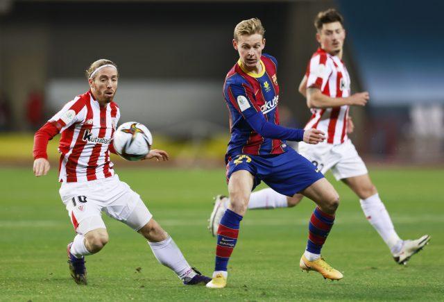 Barcelona vs Athletic Club Live Stream