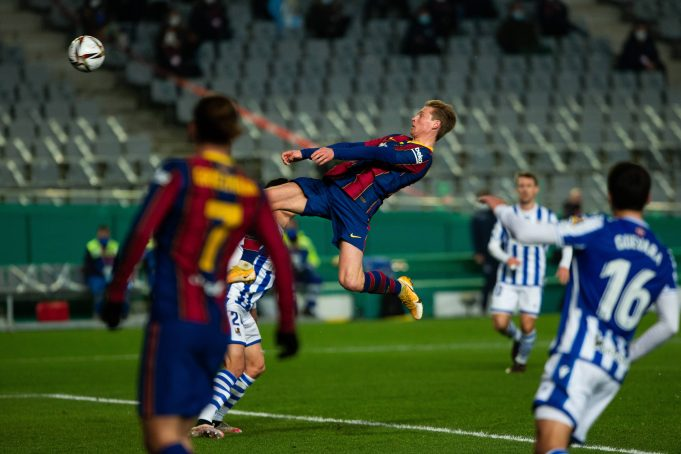 Barcelona vs Real Sociedad Prediction