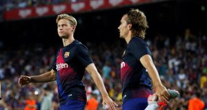 De Jong praised by former youth coach