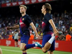 Frenkie De Jong Thriving In More Attacking Midfield Role For Barca