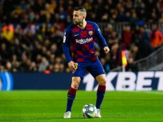 'I'm one of the most hated players in football' - Jordi Alba