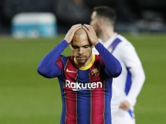 Martin Braithwaite discusses possibility of leaving Camp Nou