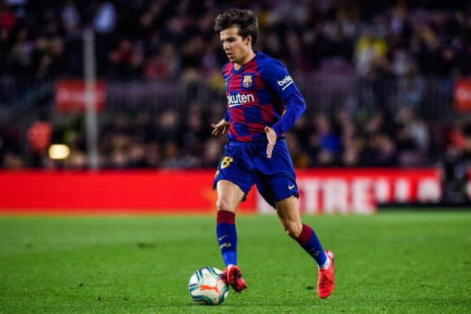 Riqui Puig Refuses To Give Up On His Barcelona Career