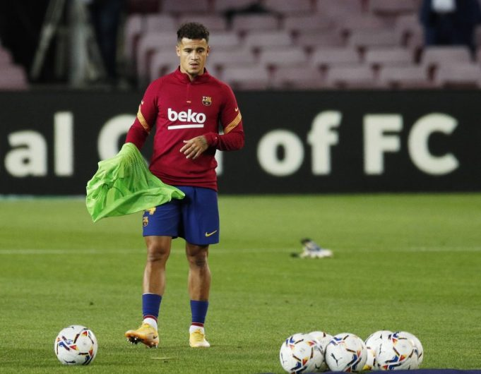 Barcelona Won't Play Coutinho To Avoid Paying Liverpool More Money