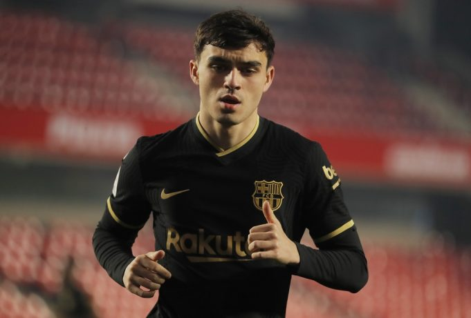 Barcelona Youngster Would Be Worth €50m Is His Name Was 'Pedrinho'