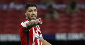 Luis Suarez takes a dig at Barcelona